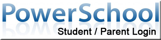This is a picture of the Powerschool Logo.